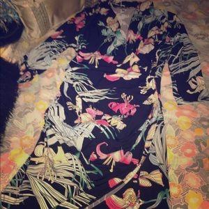 JLO Tropical dress 😻